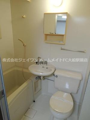 【浴室】エスポワールⅢ