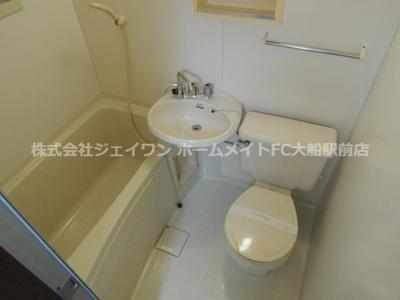 【トイレ】エスポワールⅢ