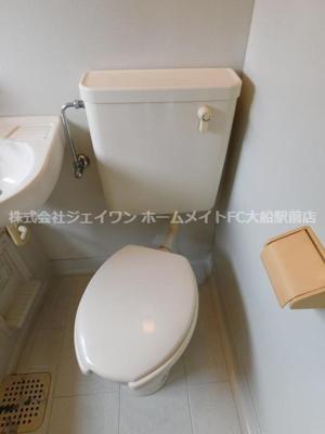 【トイレ】清水コーポ