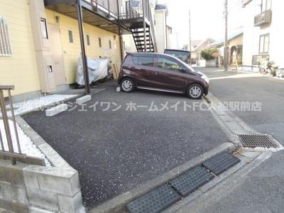 【駐車場】クール・ドゥ