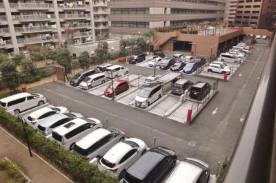 【駐車場】ライオンズプラザ西葛西