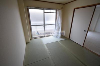 【寝室】カレント・スクエア