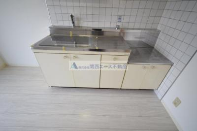【キッチン】カレント・スクエア