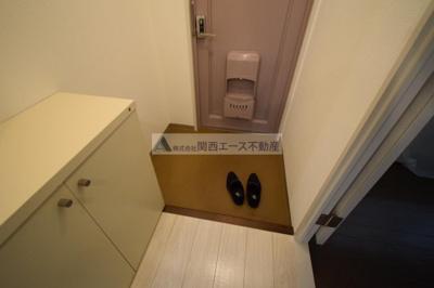 【玄関】カレント・スクエア