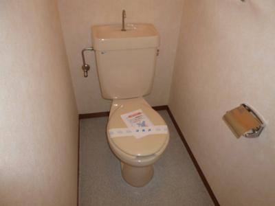 【トイレ】ビバリーガーデン大島B