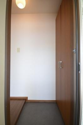 【玄関】ソレイユ井口