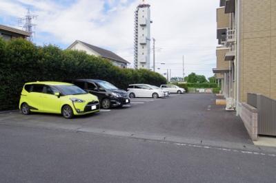 【駐車場】カーサフェリーチェB