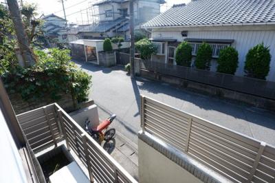 【展望】シティハイム都賀