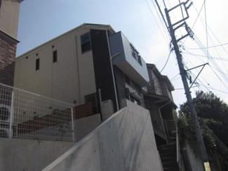【外観】《木造8.89%!》横浜市神奈川区栗田谷一棟アパート