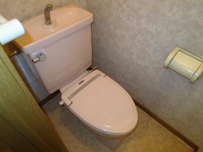【トイレ】K&T六番町