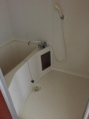 【浴室】コーポ村木