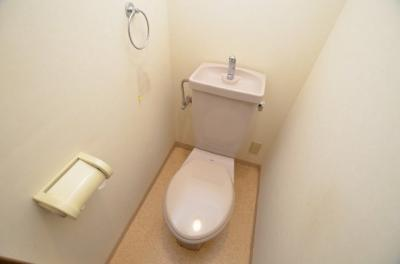 【トイレ】メロディーハイム九条