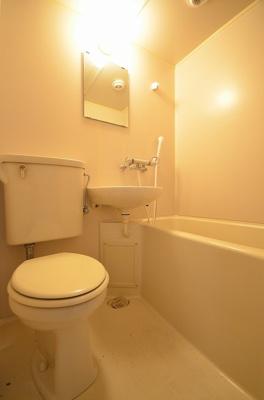 【浴室】グリーンハイツ観音