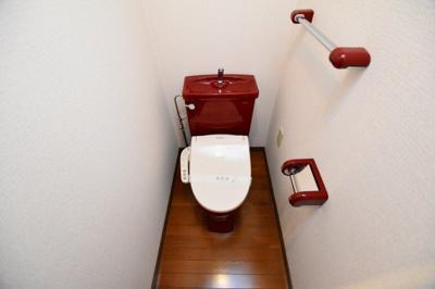【トイレ】ディアコート島之内