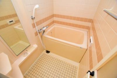 【浴室】ディアコート島之内