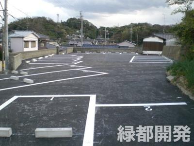 【外観】上新地町駐車場