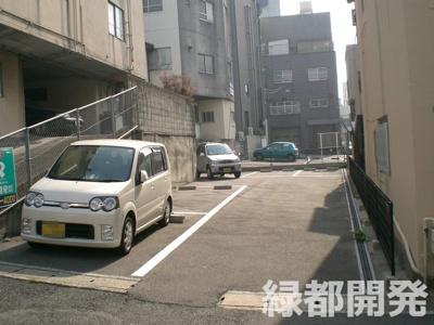 【外観】竹崎町駐車場