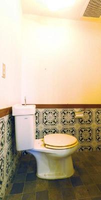 【トイレ】スカイプラザ