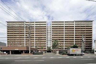 【外観】エバーライフグランポート下関駅南壱番館 1313号