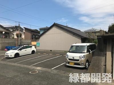 【外観】彦島弟子待町駐車場