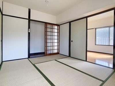 【寝室】グリーンハイツ東新町