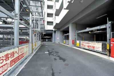【駐車場】アースコートディアキャナル下関 701号