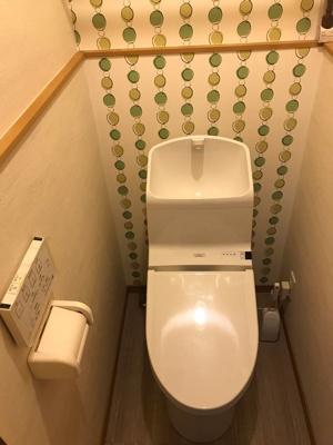 【トイレ】大新館アパート