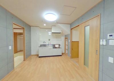 【居間・リビング】大新館アパート