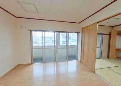 【洋室】大新館アパート