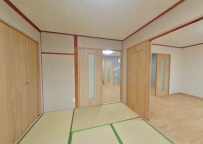 【和室】大新館アパート