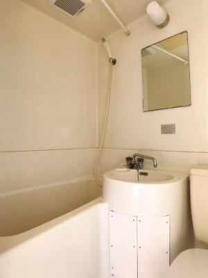 【浴室】向山ハイツ