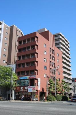 【外観】第一ハイツ細江 402号室