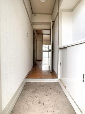 【玄関】サンアベニュー羽山