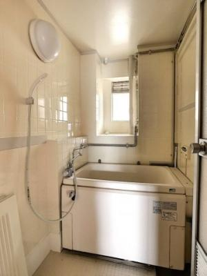 【浴室】サンアベニュー羽山
