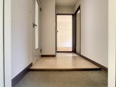 【玄関】サンハイツ