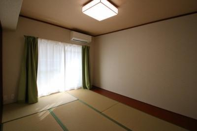 【和室】ファミール名池