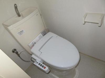 【トイレ】島田アパート
