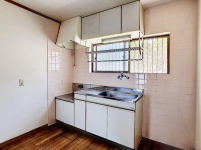 【キッチン】西大坪町アパート
