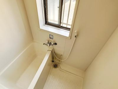 【浴室】西大坪町アパート