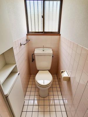 【トイレ】西大坪町アパート