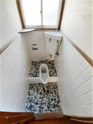 【トイレ】中野アパート