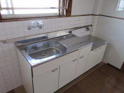 【キッチン】中野アパート