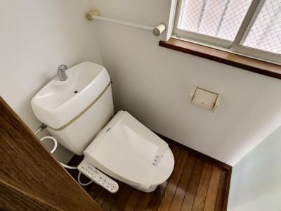 【トイレ】宮田町貸家