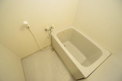 【浴室】ヒルサイドコートII棟