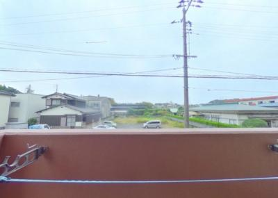 【展望】ビアン1号館
