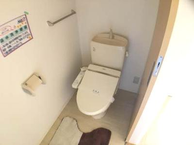 【トイレ】シャーメゾン向山