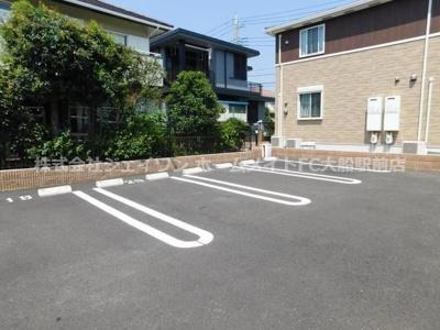 【駐車場】CAROLINE Ⅰ