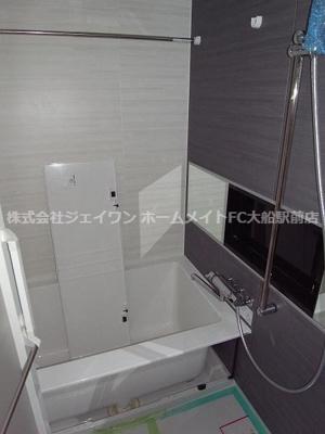 【浴室】ベルヴュコート湘南