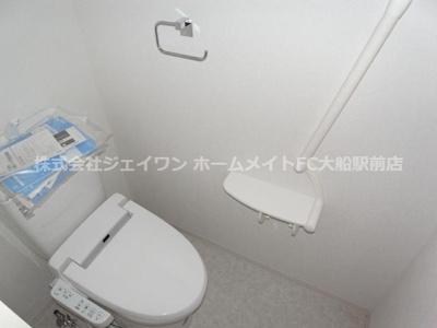 【トイレ】ベルヴュコート湘南