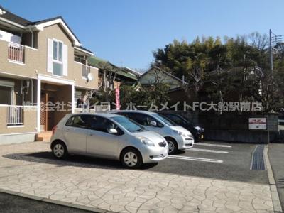 【駐車場】エスポワール鎌倉